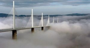 Millau_Viaduct_Bridge. Millau Viaduct Bridge,France yourattractions.com