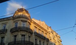 Montpellier tramline
