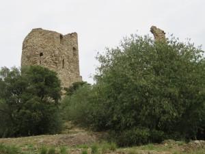 Grimaud castle